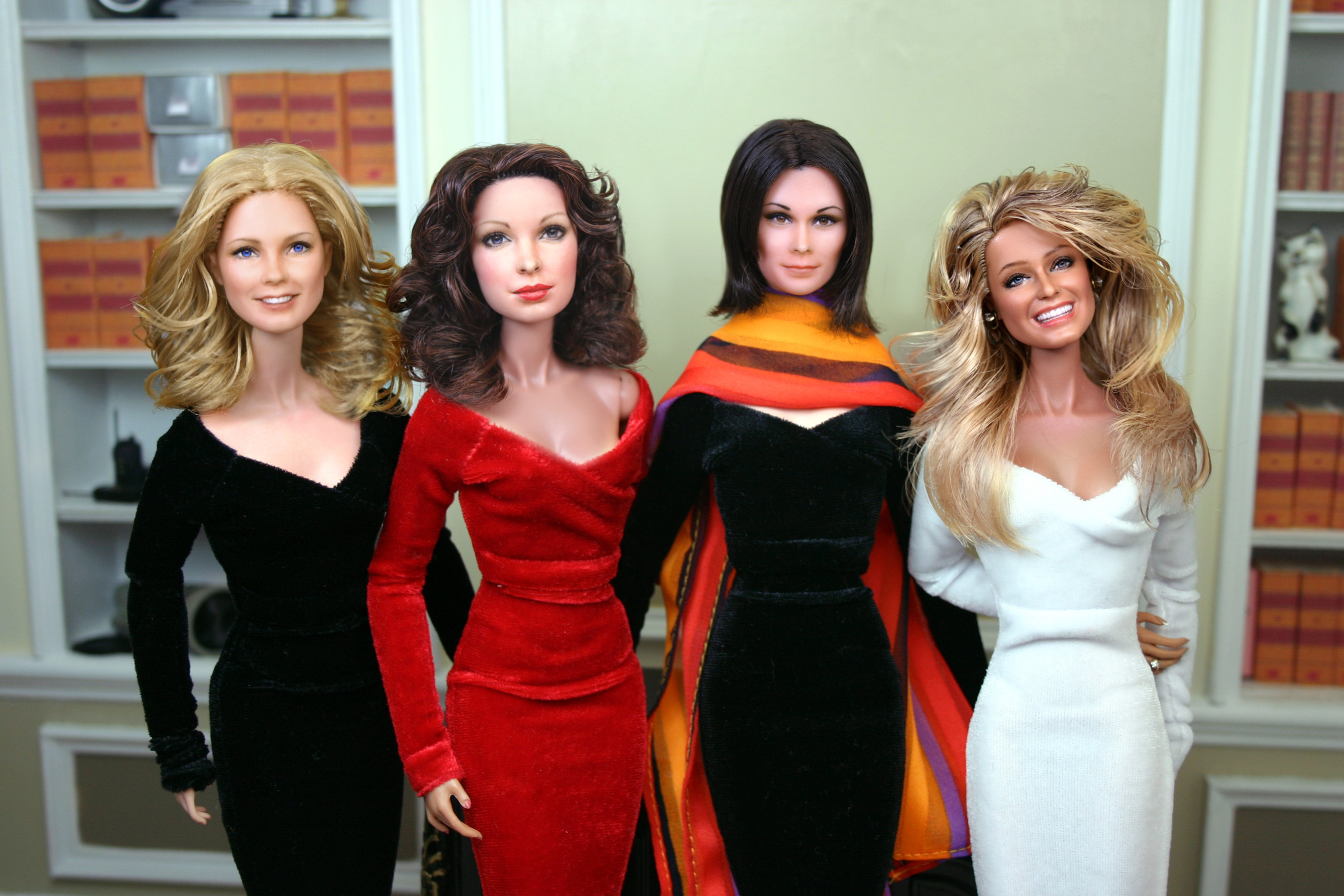 Charlie\'s Angels Repaints coming to eBay May 2018 – 1sixthworld.com