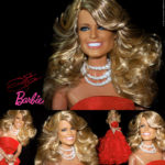 Black Label Farrah Fawcett Barbie_8146304176_o
